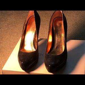 BCBG hi heels
